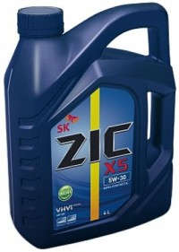 ZIC X5 Diesel 5W30