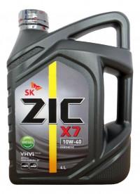 ZIC X7 Diesel 10W40