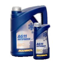 Mannol AG11 -70°C Antifreeze (Longterm)