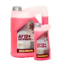 Mannol AF12+ -40°C Antifreeze (Longlife)