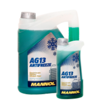 MANNOL AG13 -40°C Antifreeze (Hightec)
