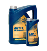 MANNOL Hightec Antifreeze AG13 -70°C