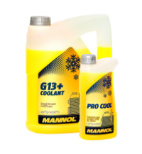 MANNOL AG13+ -40°C Antifreeze (Advanced)